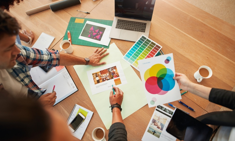 How to Best Implement Colour in Advertising Campaigns